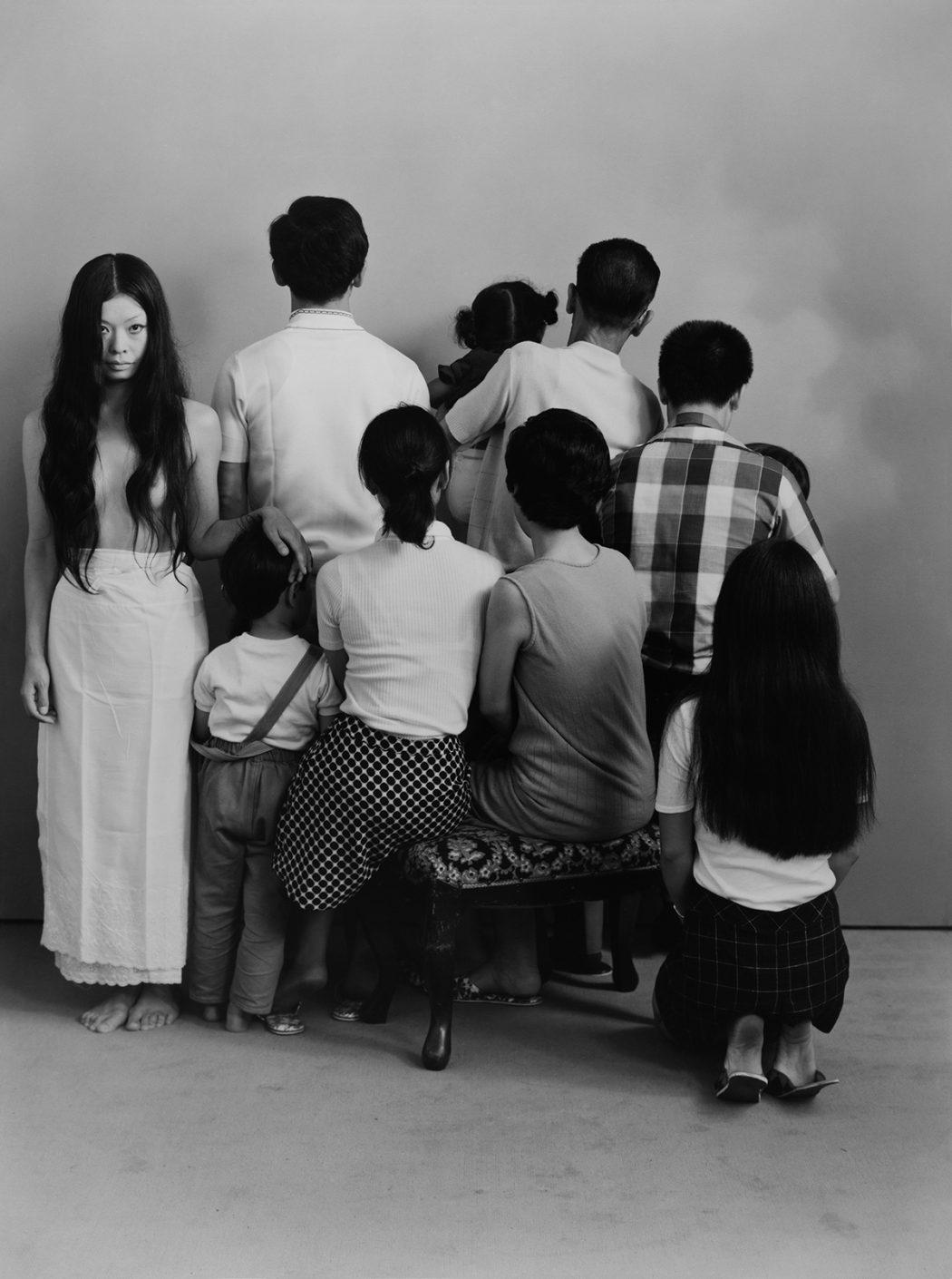 Masahisa Fukase - Family